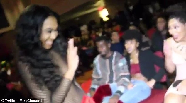 This girl did the UNTHINKABLE to keep her boyfriend in high stakes date auction