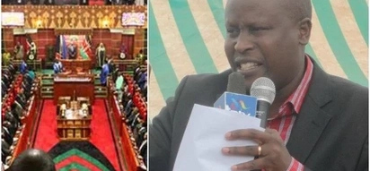 Jubilee MP with a fresh demand after allowances was taken away from him