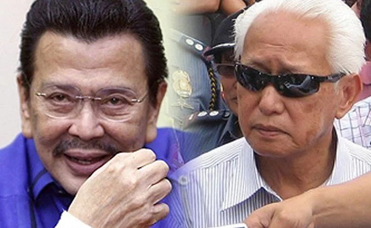 Erap welcomes Lim's protest