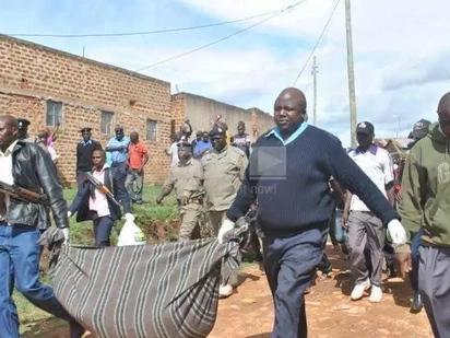 Ghadhabu Kakamega mwili wa msichana ukipatikana kwenye tanki la maji