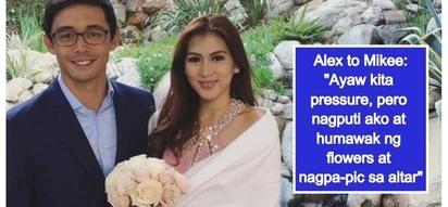 Ready na magpakasal? Alex Gonzaga teases boyfriend Mikee Morada about getting married