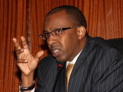 So Kenya was burning because of Raila Odinga's grievances? Ahmednasir Abdullahi