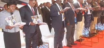 Viongozi wa kitui waapa kumuunga mkono mkewe marehemu Nyenze kumridhi mumewe bungeni