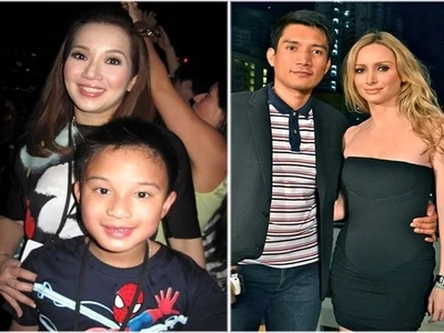 Kris Aquino's son Bimby sends touching message to father James Yap on his birthday