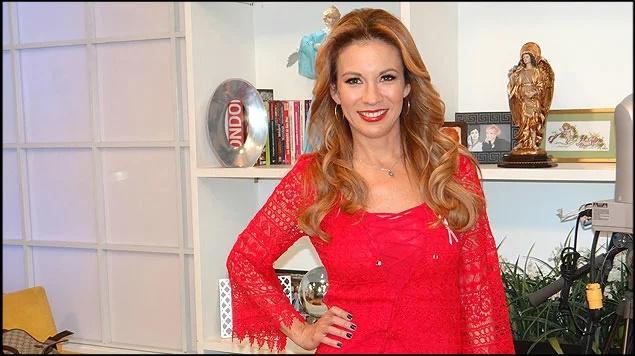 Ingrid Coronado se tiró un asqueroso pedo en vivo
