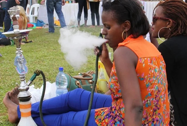 Shisha causes cancer, high blood pressure-Govt explains why it banned shisha smoking