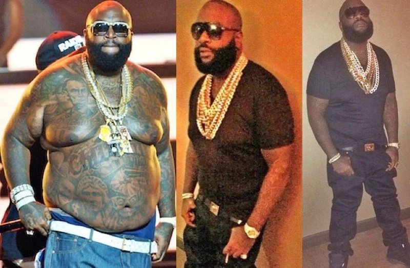 Rapper Rick Ross Weight Loss Secret