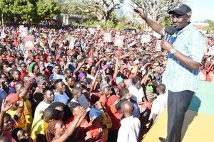 Governor CRIES out after DP Ruto humiliated him