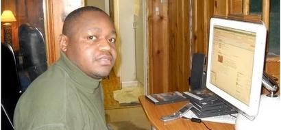 Mtangazaji wa KTN abaini ukweli wa 'kikulacho ki nguoni mwako. Utashangaa! (picha)
