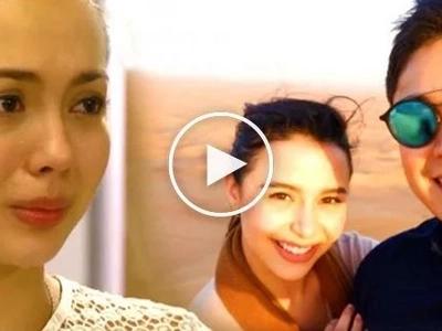 Yassi Pressman reveals she's got the hots for Coco Martin. Paano na si Julia?