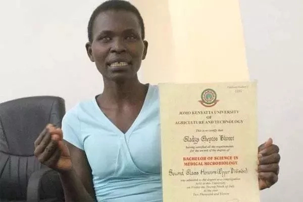 Msichana wa JKUAT auza mayai miaka sita baada ya kufuzu