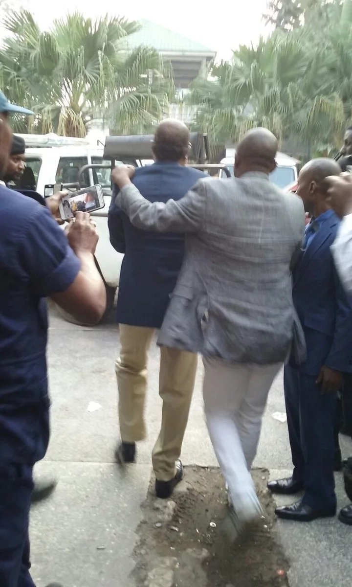 Breaking! Koffi Olomide arrested in Kinshasa (Photos)