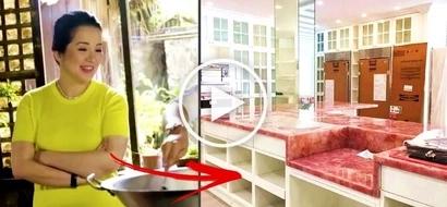 Pang-Hollywood star ang bagong bahay! You really need to see the interiors of Kris Aquino's stunning new house!