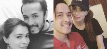 Macky Mathay gets us kilig on how he made Sunshine Cruz his girlfriend