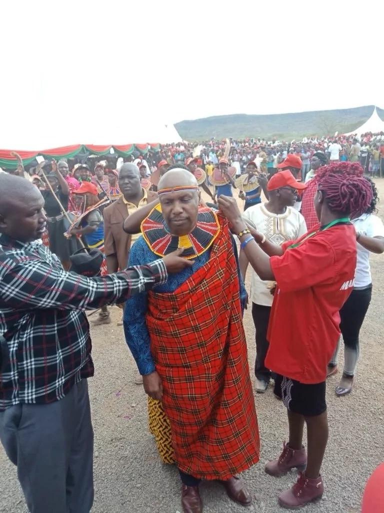 Baringo Senator officially declares 2022 presidential ambition, to face William Ruto