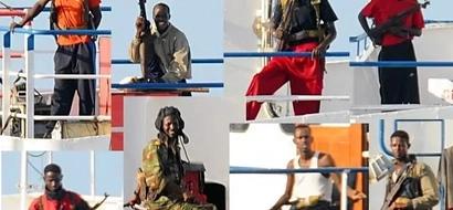 Mwanamke mmoja na wanaume wanne watekwa nyara na maharamia wa Somalia