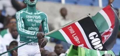 Shabiki mkuu wa Gor Mahia afariki kwenye ajali ya barabarani (picha)