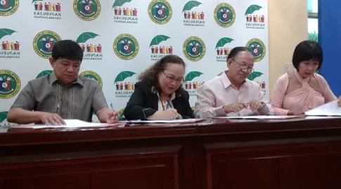 DOH signs deal for Hopeline Project