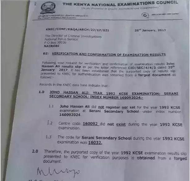 Hatimaye IEBC yampa Gavana Joho idhini ya kukitetea kiti chake