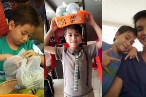 Nakakabilib naman siya! Kakanin Boy charms netizens with his story