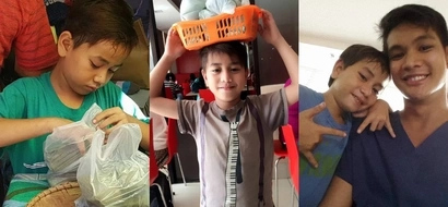 Nakakabilib naman siya! Kakanin Boy charms netizens with his story