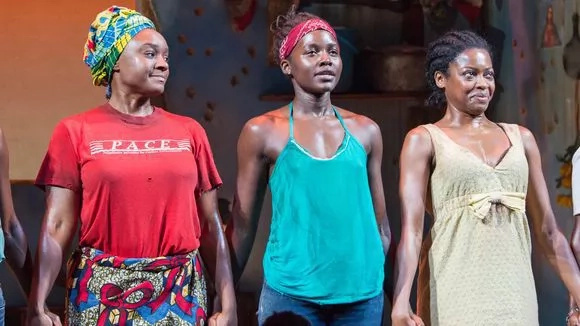 Lupita Nyong'o clinches Tony Awards nomination