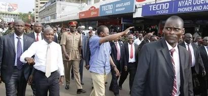 Here Is What Uhuru Kenyatta Had In Store For Kisumu Residents