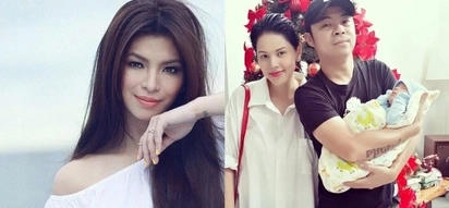 Chito Miranda and Neri Naig's baby is an Angel Locsin carbon copy