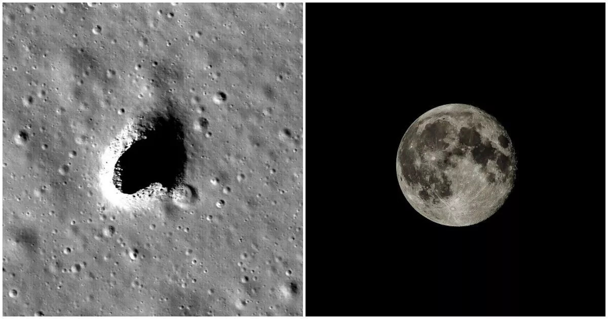 Space scientists discover habitat on the moon that could sustain human life