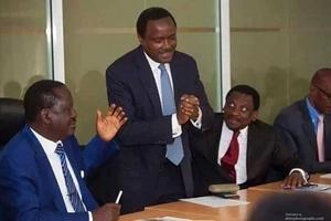 Kalonzo Musyoka set to leave CORD