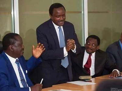 Kalonzo Musyoka set to leave CORD
