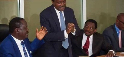 Kalonzo opens up on supporting Odinga in 2017