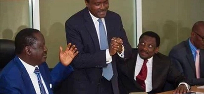Kalonzo Musyoka ready to be sworn-in and people should stop speculating - Wiper MP