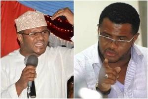 Mombasa senator Hassan Omar involed in a KSh1 million bribe SCANDAL