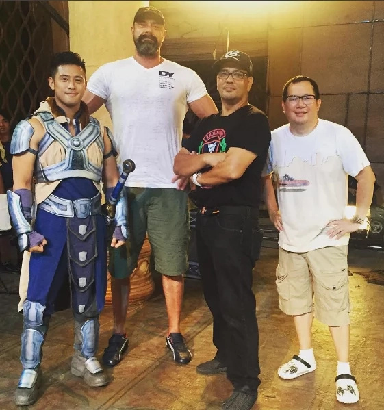 GoT's 'The Mountain' will be in Encantadia 2016