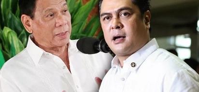Submissive Andanar equates Duterte to Jesus: 'Like the apostles, I obeyed'