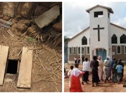 Grandma, 86, dies after falling into a church pit latrine