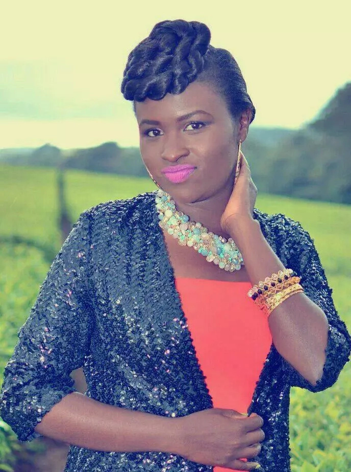 Mercy Masika shares photo of her family and Kenyans fall in love immediately