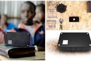 Made in Kenya! This tiny device keeps people connected no matter where they are on Earth (photos)