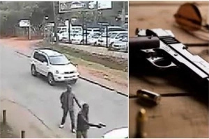 SHOCKING: 51-year-old robber gunned down in Westlands after failed break-in attempt