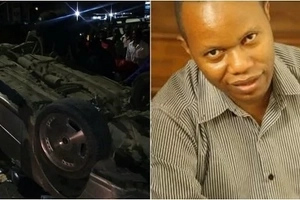 Is Gloria Muliro's ex-husband alive? Photos of his grisly accident emerge