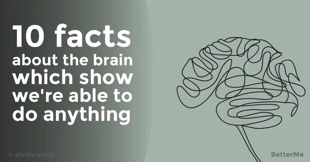 10 facts about the brain which show we're able to do anything