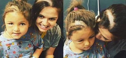 You will cry when you read why this mom shaved her head