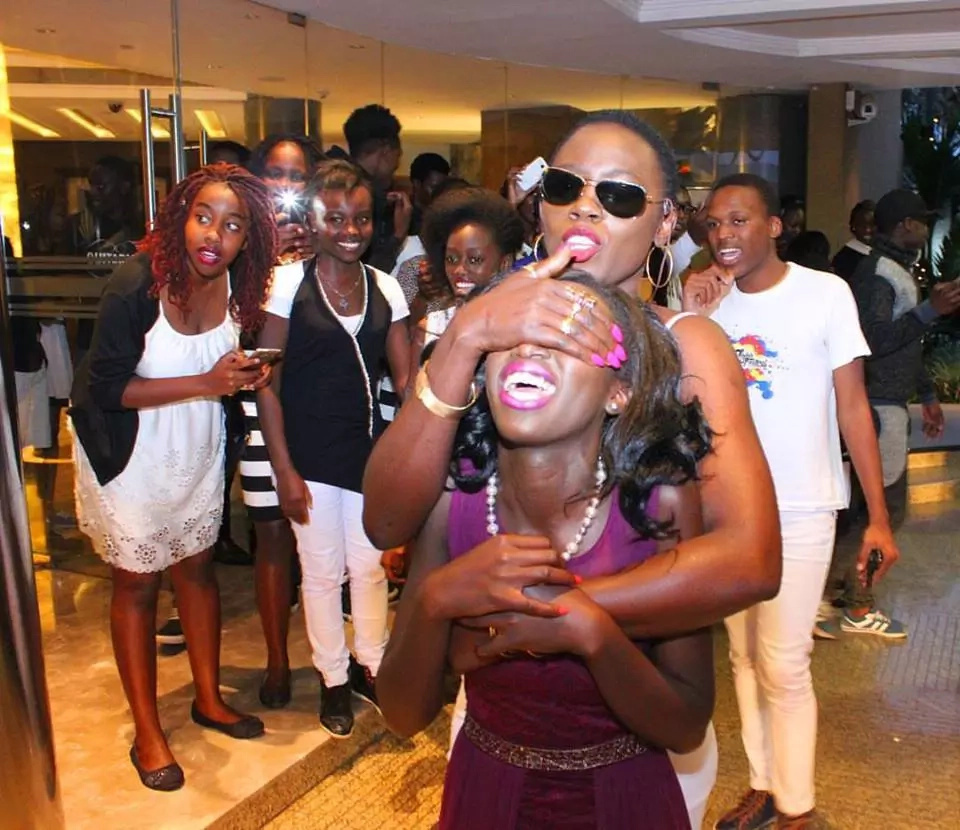 Rich kids of Kenya show off their lavish lifestyles
