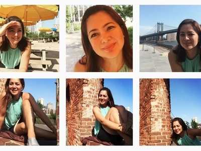 IN PHOTOS:Alice Dixson once again shows no trace of age in her New York escapade!