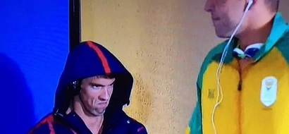 Fourteen of the most hilarious faces seen at the Rio Olympics
