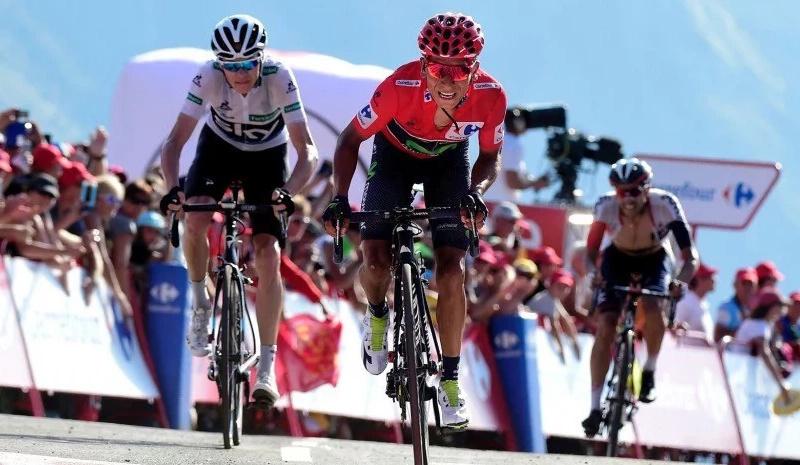 ¿Complot contra el único latinoamericano capaz de ganar la Vuelta a España?