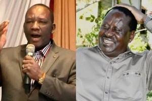 Mbunge wa Jubilee akiri gavana wa ODM ndiye TOSHA