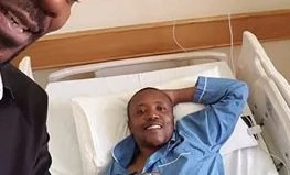 The lofty story of Anne, the girl Maina Kageni was in love with