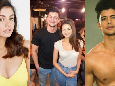 Photo of Rayver Cruz and Janine Gutierrez leaves fans thinking they could actually be an item